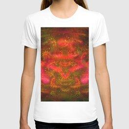 Luminous Fireplace T-shirt