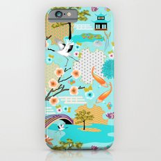 Japanese Garden iPhone 6s Slim Case