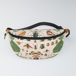 Biology 404 Repeating Pattern Fanny Pack