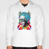 karl lagerfeld Hoodies featuring karl by DIVIDUS DESIGN STUDIO