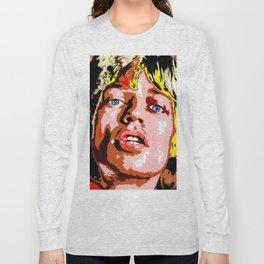 Mick J. Long Sleeve T-shirt