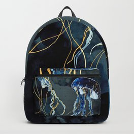 Metallic Ocean III Backpack