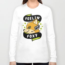 Feelin' Foxy Long Sleeve T-shirt