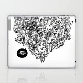 Oven Mitt Machine Laptop & iPad Skin