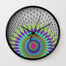 MEETING POINT Wall Clock
