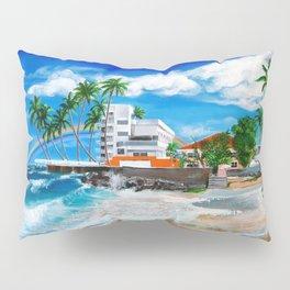 Isla Verde - $1M View, Carolina, San Juan, Puerto Rico Pillow Sham