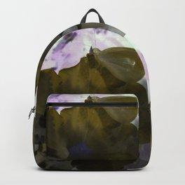 White Flutter Backpack