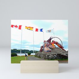 Shediac Lobster Mini Art Print
