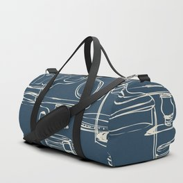 glass containers Duffle Bag