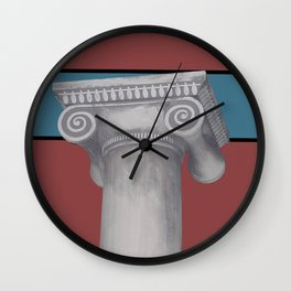The Original Pillar Wall Clock