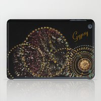 gypsy iPad Cases featuring Gypsy by Sherri of Palm Springs   Art and Design