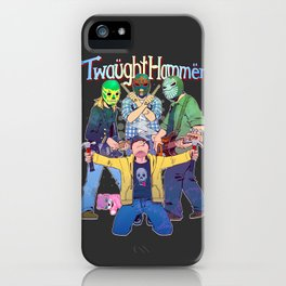 Twaughthammer - Breaking Bad iPhone Case
