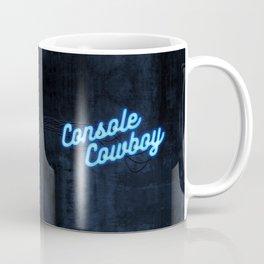 Console Cowboy Coffee Mug