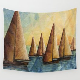 DoroT No. 0014 Wall Tapestry