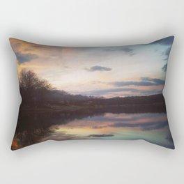 Lover's Embrace Rectangular Pillow