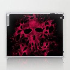 Death on Deep Space Laptop & iPad Skin