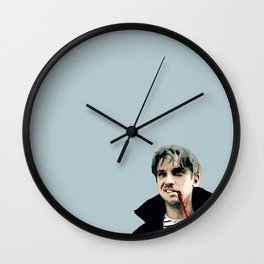 David Haller 2 Wall Clock
