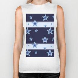 Oh my stars! And stripes! Biker Tank