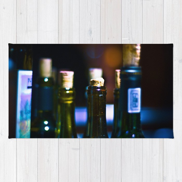 Corked  Rug