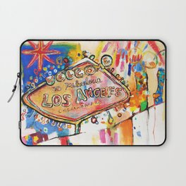 Las Angeles  Laptop Sleeve