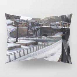 Stone Arch Bridge-Minneapolis, Minnesota Pillow Sham