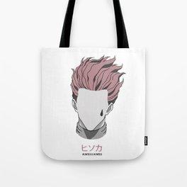 Hisoka from Hunter X Hunter Tote Bag