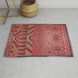 N191 - Oriental Heritage Traditional Bohemian Moroccan Style Design Rug
