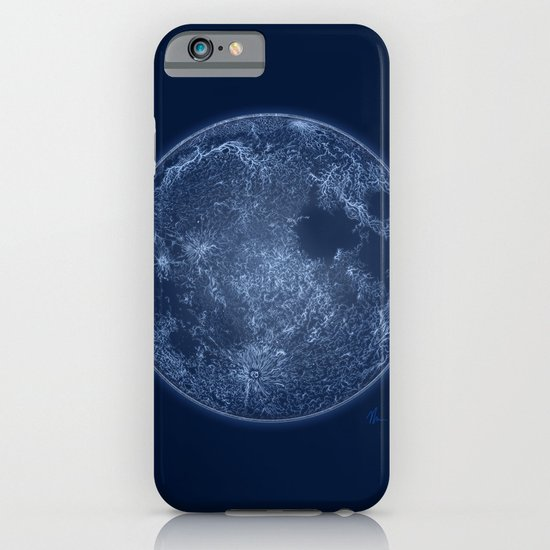 Dark Side of the Moon - Painting iPhone & iPod Case