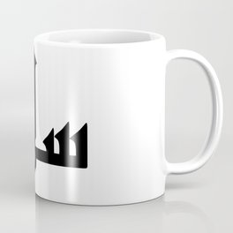 Peace in Arabic Calligraphy -Salam Coffee Mug