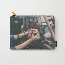 Connected. (Bound By Love) Carry-All Pouch