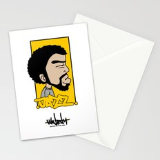 Hain Teny Jazz Stationery Cards