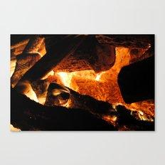 hell hole Canvas Print