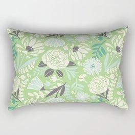 Silvestre flowers Rectangular Pillow