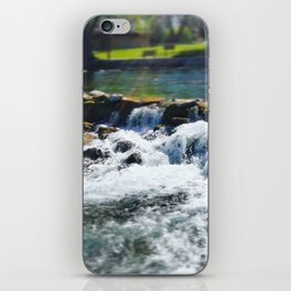 Giant Springs iPhone Skin
