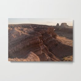 Utah Landscape II Metal Print