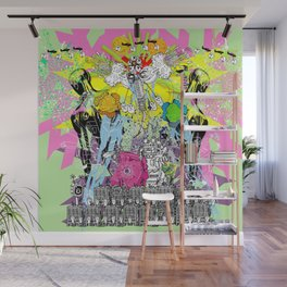 Jx3 Gallery - Promo 2016 Wall Mural
