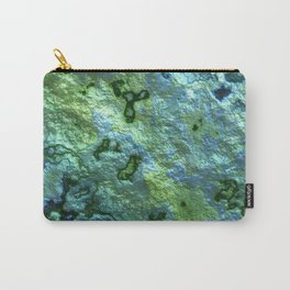 Turqoise Malachite Carry-All Pouch