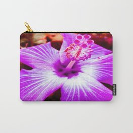 Shifted Color Carry-All Pouch