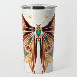 fox or butterfly?  Travel Mug