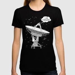 I love stargazing! T-shirt
