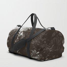 T-rex attack Black edition Duffle Bag