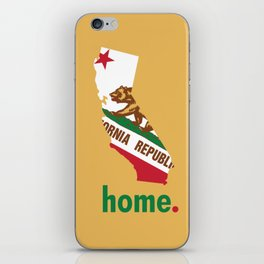 California Proud iPhone Skin