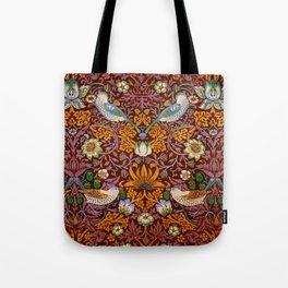 "William Morris ""Strawberry Thief"" 3. Tote Bag"