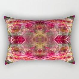The Glitch Rectangular Pillow