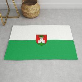 Flag of Ljubljana Rug