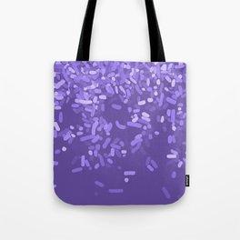 Sprinkle Utra Violet Tote Bag