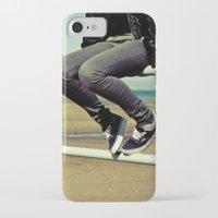 vans iPhone & iPod Cases featuring Vans by Zsolt Kudar