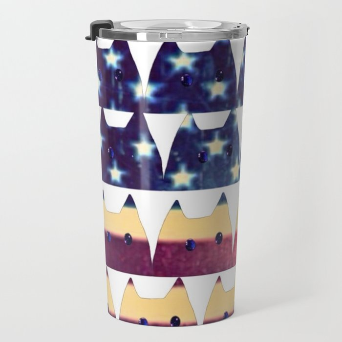 cat-119 Travel Mug
