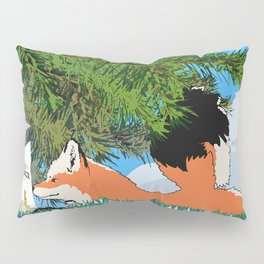 The fox and the Little Prince Pillow Sham