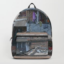 HUMBLE ABODE Backpack
